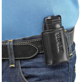 Lupine Piko TL Max Leather Holster Open